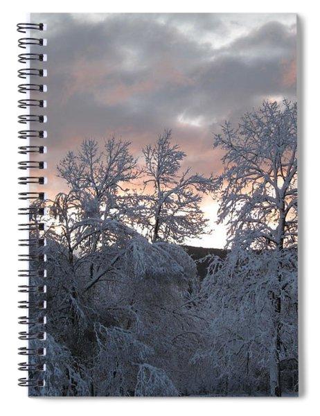 Kent Ct Oct 2011 Spiral Notebook