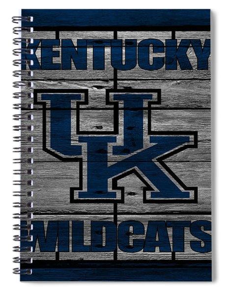 Kentucky Wildcats Spiral Notebook