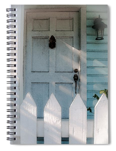 Key West Welcome To My Home Spiral Notebook