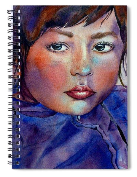 Kid Next Door Spiral Notebook