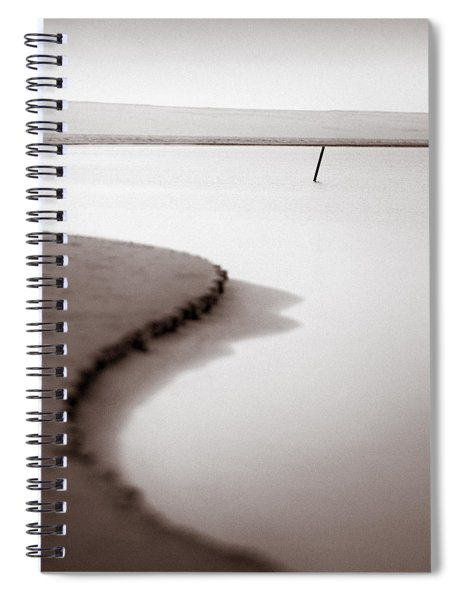 Kijkduin Beach Spiral Notebook