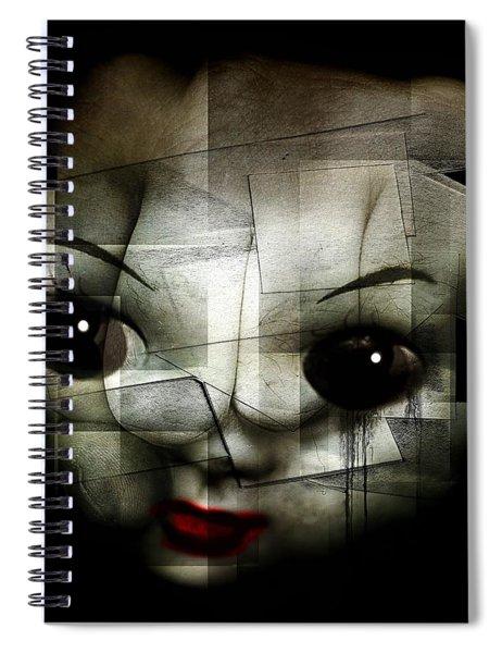 Kill The Clown Spiral Notebook
