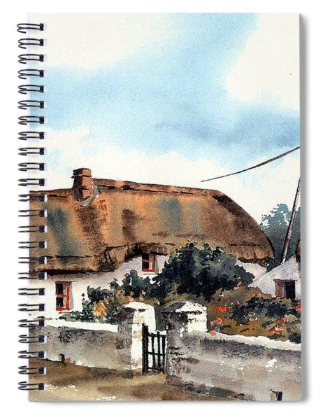 Kilmore Quay Thatch  Wexford Spiral Notebook