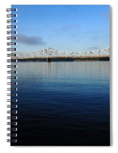 Kimberling City Bridge Spiral Notebook
