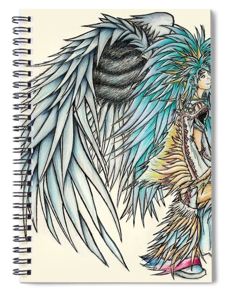 King Crai'riain Spiral Notebook