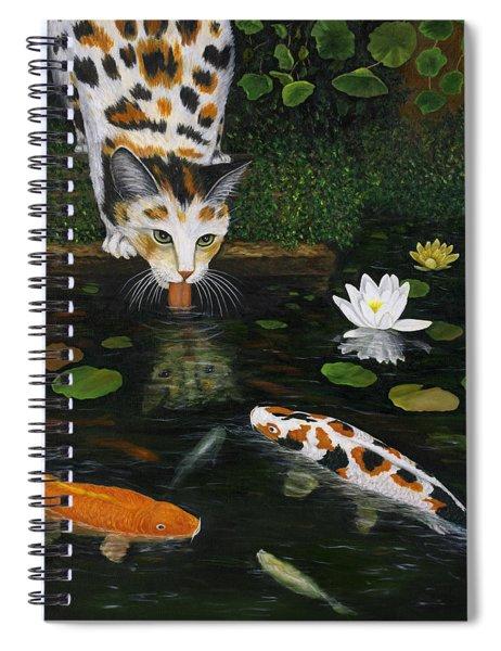 Kinship Spiral Notebook