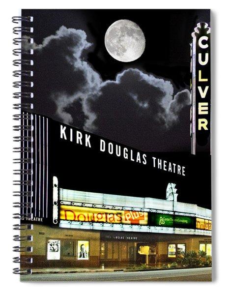 Kirk Douglas Theatre Spiral Notebook