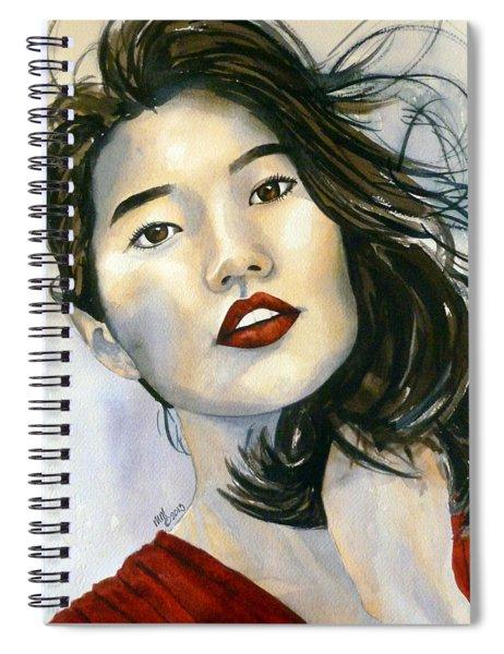 Kiyomi Spiral Notebook
