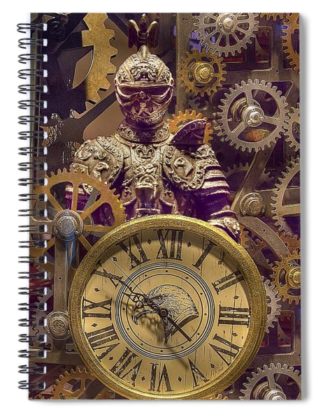 Knight Time Spiral Notebook