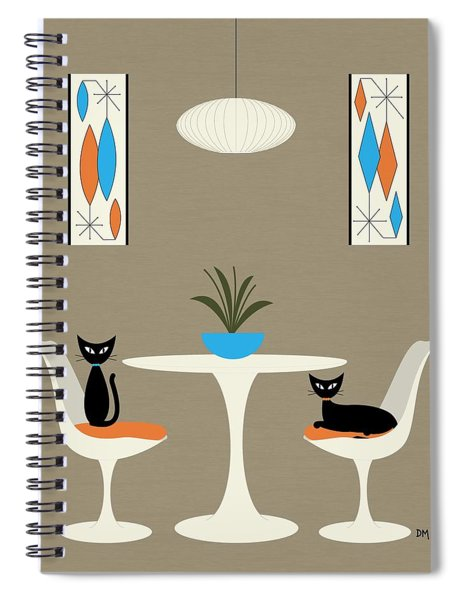 Knoll Table Spiral Notebook