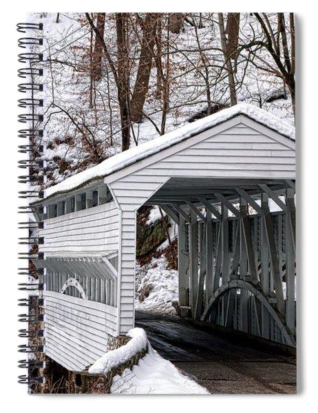 Knox Covered Bridge Spiral Notebook