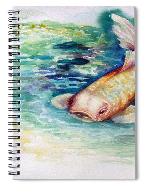 Koi I Spiral Notebook
