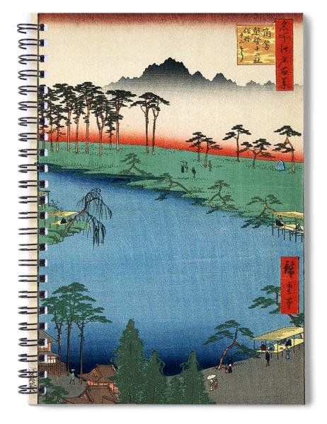 Kumanojunisha Shrine Spiral Notebook