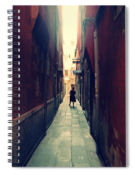 La Cameriera  Spiral Notebook