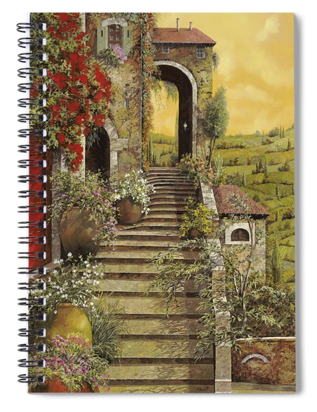 La Scala Grande Spiral Notebook