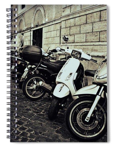 La Terra Di Moto Spiral Notebook