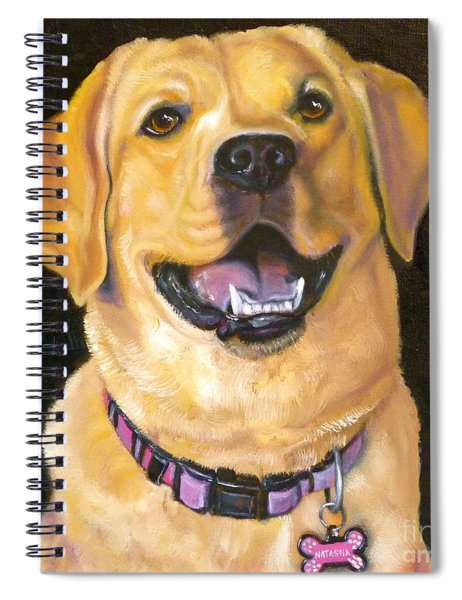 Lab Adorable Spiral Notebook