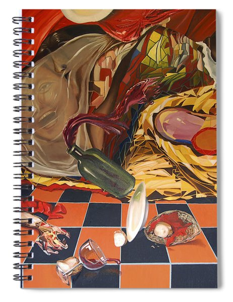 L'addition S'il Vous Plait Spiral Notebook