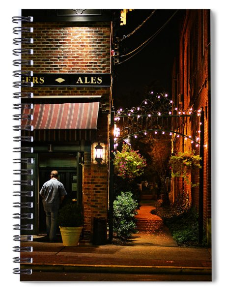 Lagers And Ales Spiral Notebook