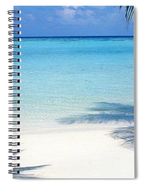 Laguna Maldives Spiral Notebook