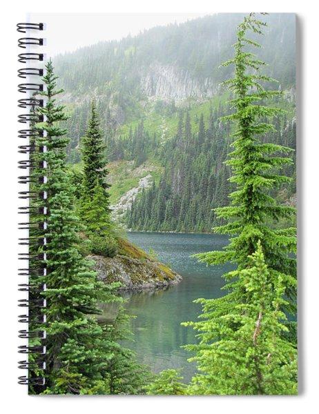 Lake Eunice II Spiral Notebook