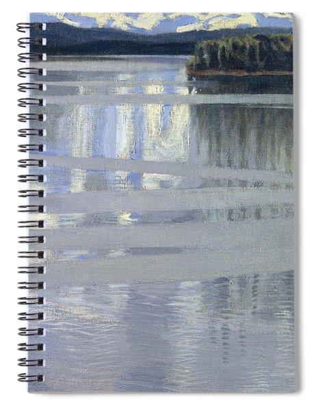 Lake Keitele Spiral Notebook
