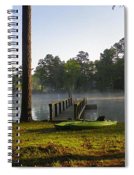 Lake Life Spiral Notebook