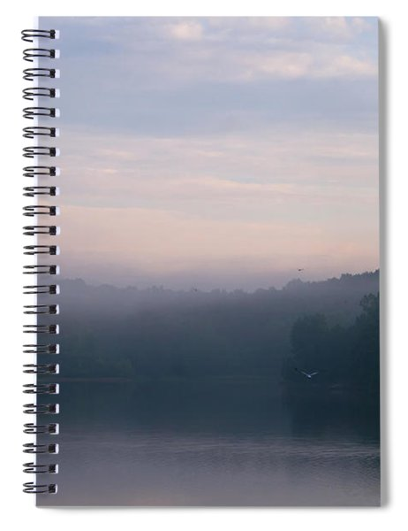 Lake Mohegan Spiral Notebook