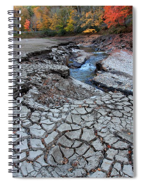 Lake No More Spiral Notebook