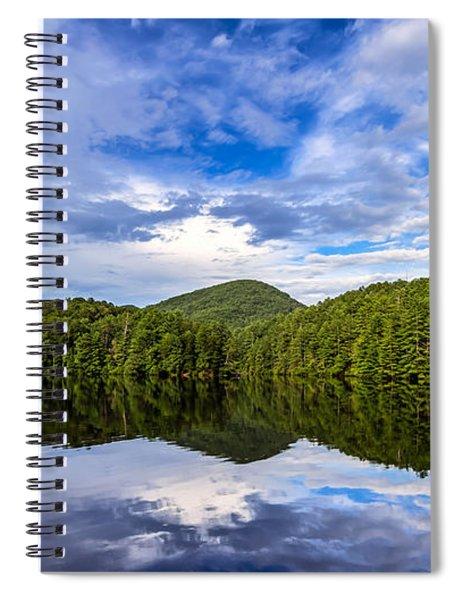 Unicoi Lake Spiral Notebook