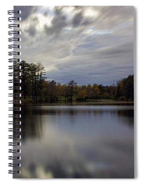 Lake Wausau's Bluegill Bay Park Spiral Notebook