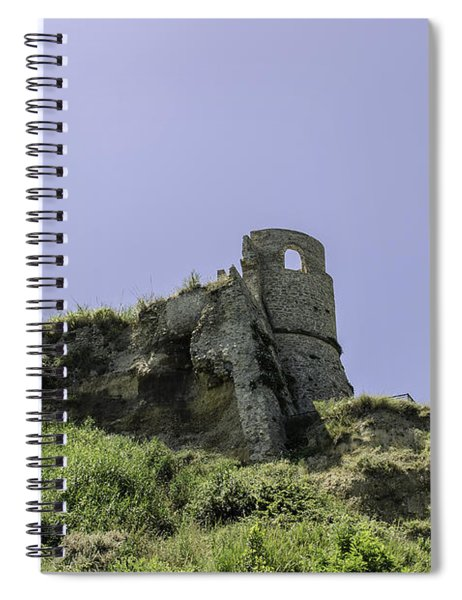 Italian Landscapes - Land Of Immortal Spiral Notebook