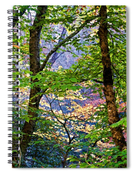 Land Of The Noonday Sun Spiral Notebook