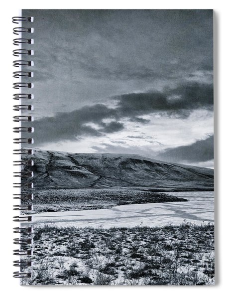 Land Shapes 12 Spiral Notebook