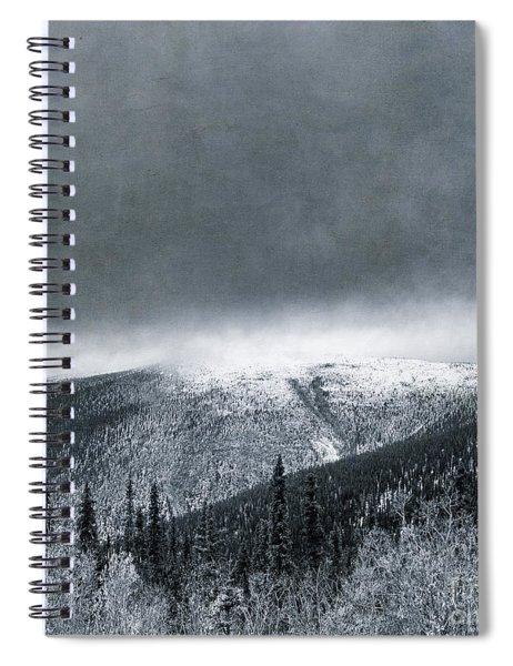 Land Shapes 3 Spiral Notebook by Priska Wettstein