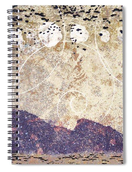 Landfall Spiral Notebook