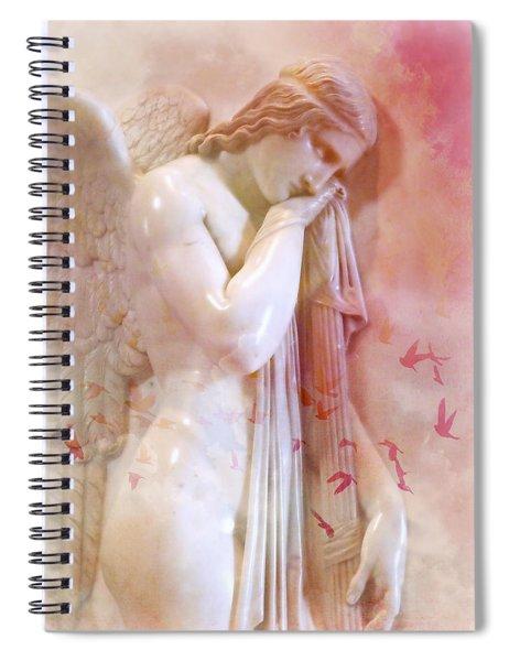 L'angelo Celeste Spiral Notebook
