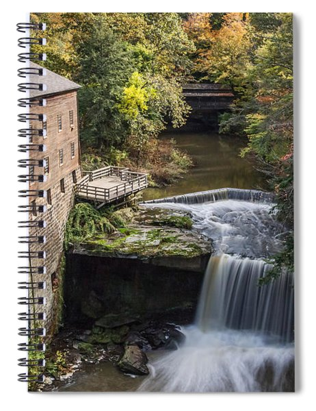 Lantermans Mill Spiral Notebook