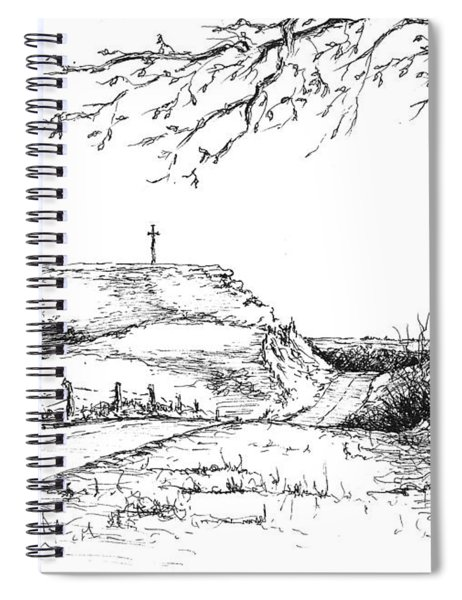 Last Hill Home Spiral Notebook