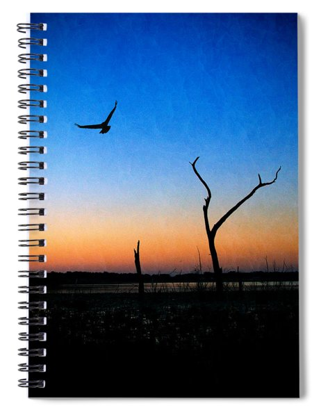 Last Light Spiral Notebook