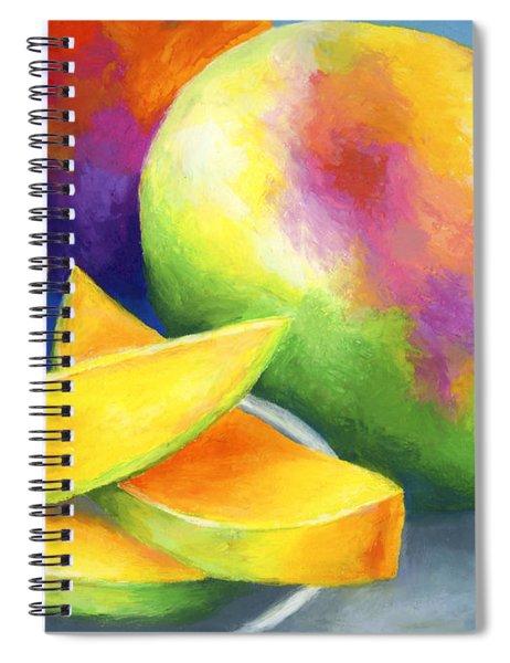 Last Mango In Paris Spiral Notebook