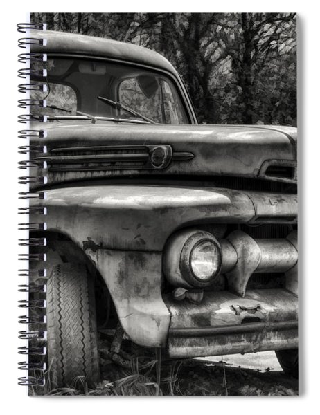 Last Of The Best Spiral Notebook