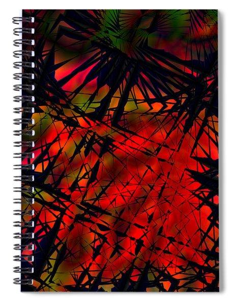 Laurion Heat 1 Spiral Notebook
