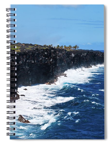 Lava Shore Spiral Notebook