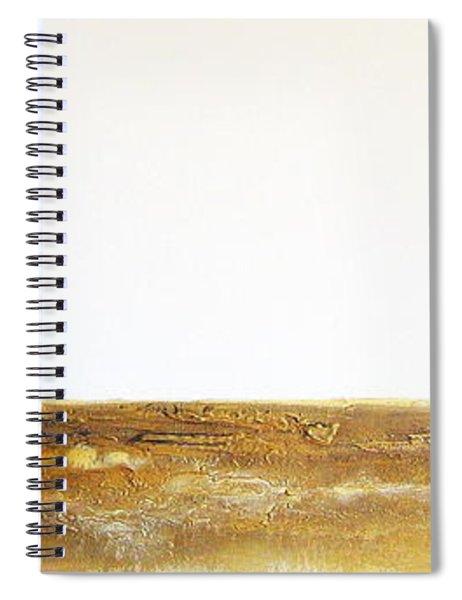 Lazy Dayz Cheetah - Original Artwork Spiral Notebook