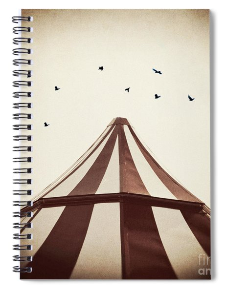 Le Carnivale Spiral Notebook