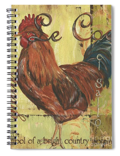 Le Coq Spiral Notebook