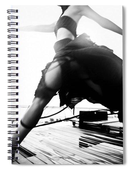 Leap Spiral Notebook