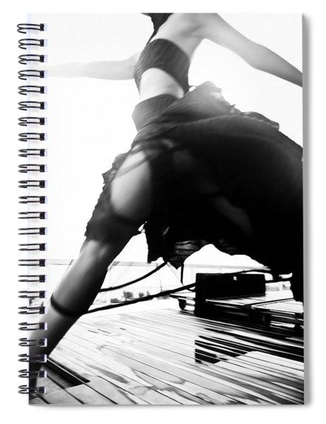 Leap Spiral Notebook