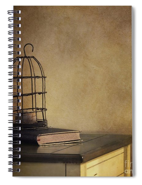 Learning Process Spiral Notebook